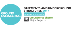 GE Basements and Underground Structures Conference 2017