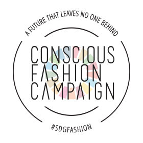 United Nations Office For Partnerships & Conscious Fashion Campaign