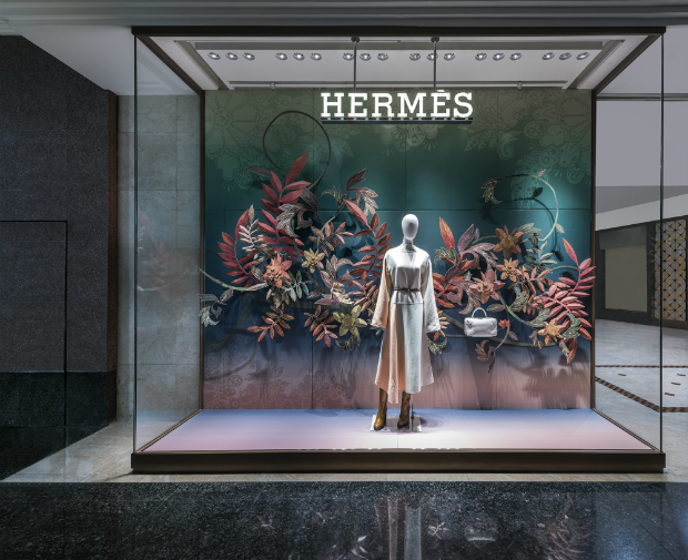 AK+ Archipedia, Loco Local for Hermes 2016: Spring / Summer Forever, Singapore