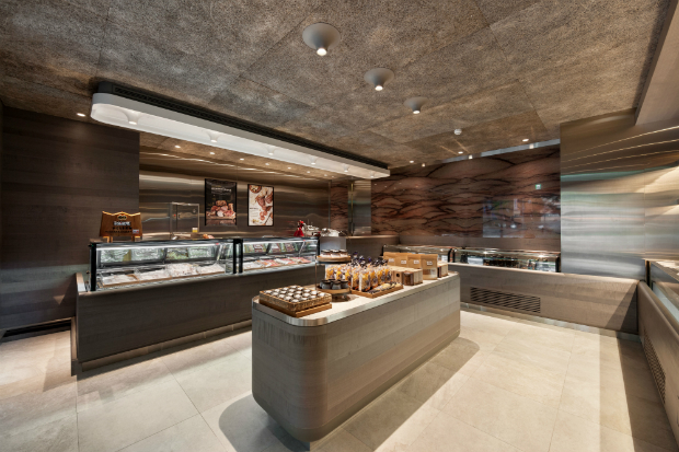 WZWX Architecture Group, ROU by T Ham Concept Store, Taipei, Taiwan